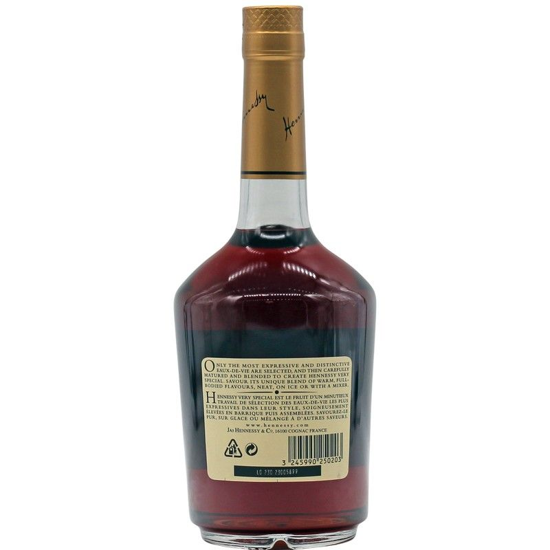 Hennessy VS Cognac Very Special 0,7 L 40% vol