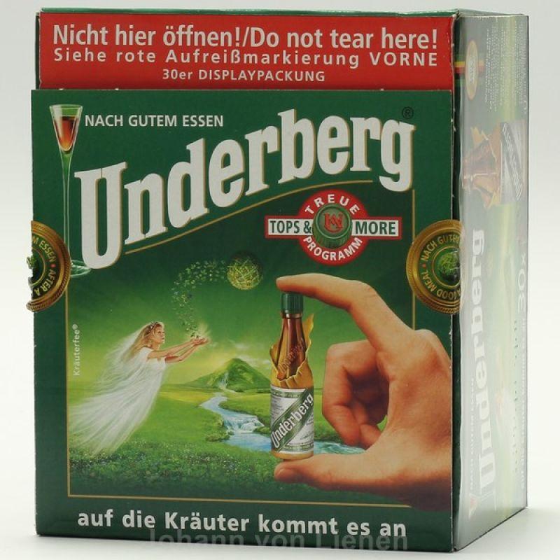 jashopping.de 30 x Underberg 0,02 L 44%vol