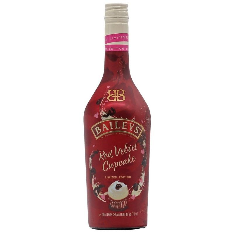 Baileys Red Velvet Cupcake Limited Edition 0,7 L 17%vol