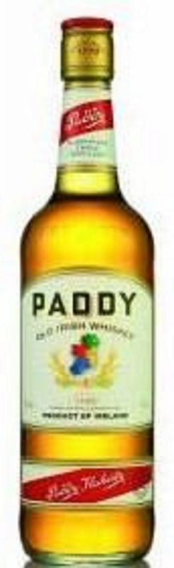 Paddy Old Irish Whiskey 0,7 L 40%vol